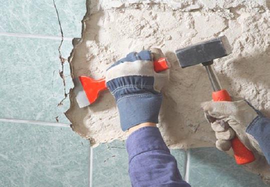 Демонтаж внутренней отделки в Самаре цена от 751 руб.