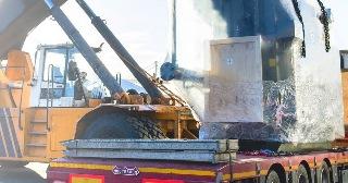 Перевозка оборудования и станков в Самаре цена от 422 руб.